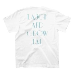 トレンドミントグリーン✨ ロゴ T-shirts
