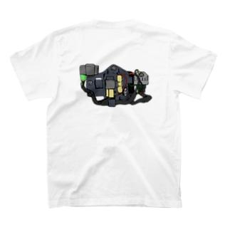 Cub Electronics (backprint) T-shirts