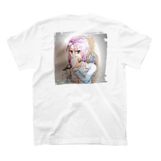 神無月 六歌︎の嫉妬少年 T-shirts
