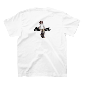 カラーデザイン T-shirts