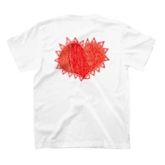 理性 感情 防衛 無防備 T-shirts