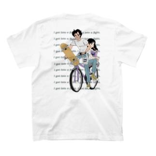 喧嘩 T-shirts