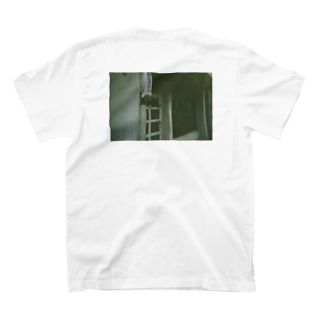 キムチのfilm📸2(バックプリント) T-shirts