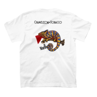PAL-C chameleonTシャツ T-shirts
