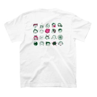 ハッピハッピハッピー T-shirts