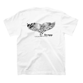 くじらてーる T-shirts