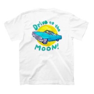 月までドライヴ T-shirts