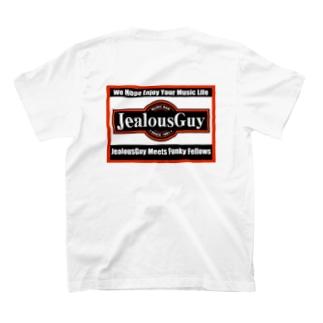 Music Life Tシャツ バックプリント T-shirts