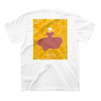 Summer girl サマーガール T-shirts
