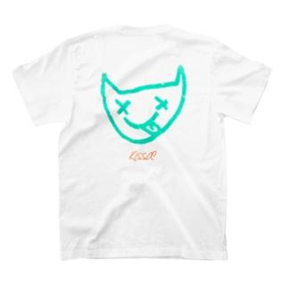 フィンランドねこ?ええ色ver. T-shirts
