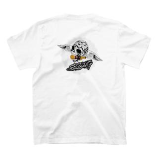 FLY SKULL T-shirts