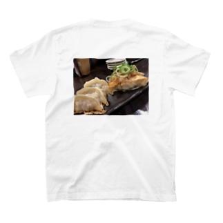 餃子とビール T-shirts