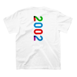marikiroの2002_西暦 T-shirts