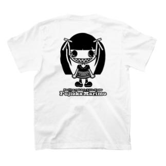 SUPER MARiMO LANDのMARiMOバックプリント T-shirts
