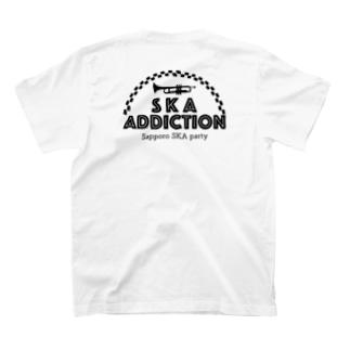 SKA 裏打ち T-shirts