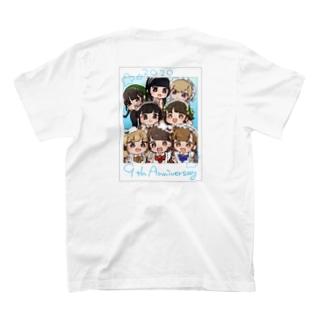 9周年(水色) T-shirts