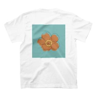 ぽーちゅらか T-shirts