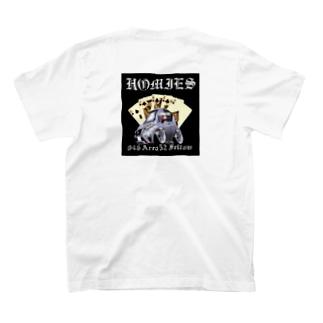crazyhomiesのSHIN T-shirts
