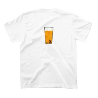 サンセットビール T-shirts