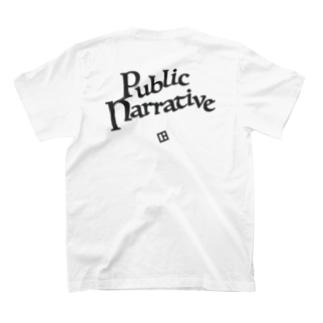 PUBLIC NARRATIVE T-shirts