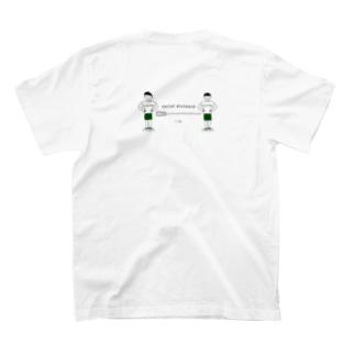 まつむらのsocial distance T-shirts