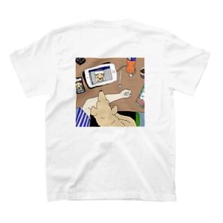 よく見る景色 T-shirts