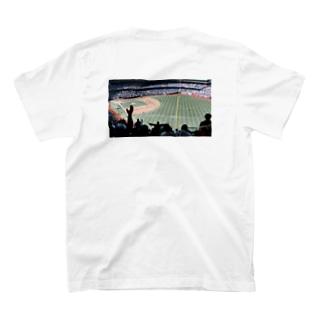 背面②YANKEES STADIUM T-shirts