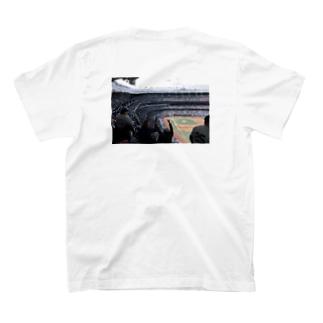 背面③YANKEE STADIUM T-shirts