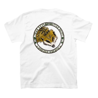 ミーアキャッ党 meerkat. T-shirts
