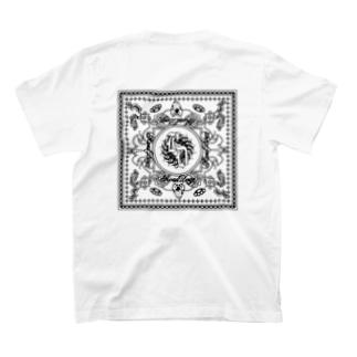 Bandana Black T-Shirt