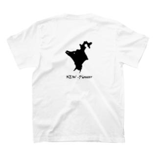 新開拓民 T-shirts
