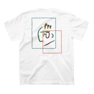 冷静にしているけど頭熱い君 T-shirts