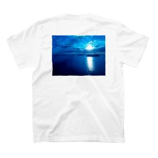 Power Moon T-shirts