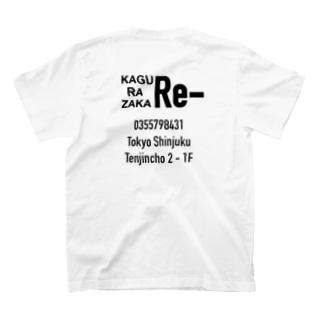 Re-1st T-shirts