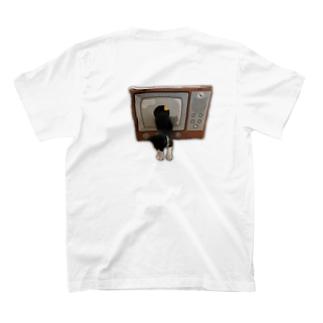貞にゃんこ T-shirts