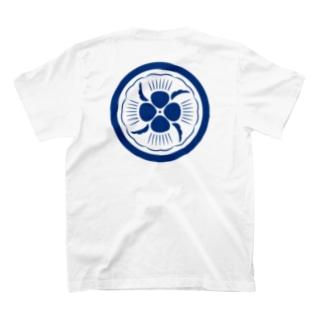 クラゲ紋 T-shirts