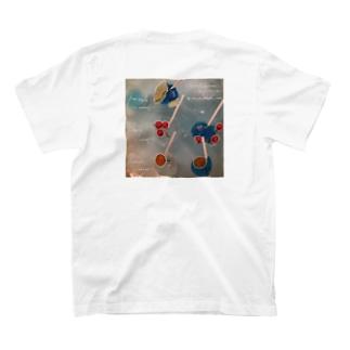 夏のフルーツ飴物語2020 T-shirts