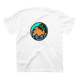 背面tシャツ T-shirts