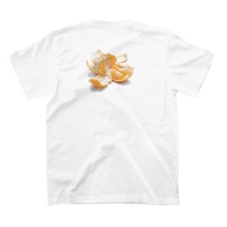 SPICE!のおみかん一粒どうぞ、T-shirt T-shirtsの裏面