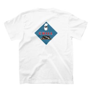 レトロイラスト T-shirts