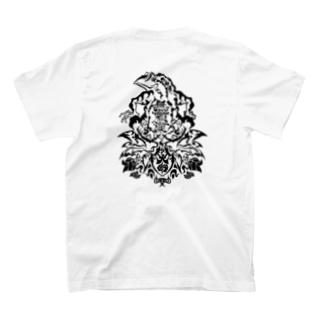 刺青蛙【無頼漢】 T-Shirt