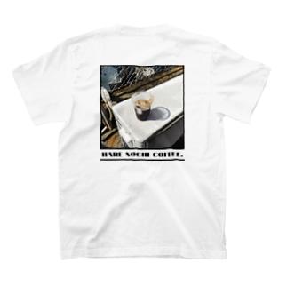 晴れのちコーヒー T-shirts