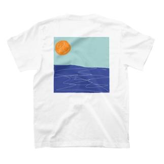 Sun set T-shirts