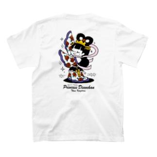 カンフーちゃんとりょふパン T-shirts