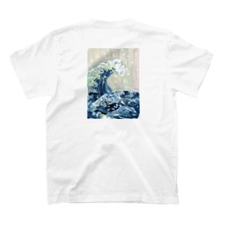 浮世絵 葛飾北斎 T-shirts