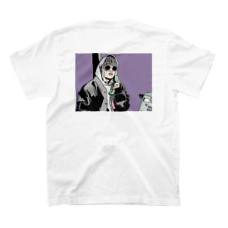 ネガティブ天然メインボーカル T-shirts