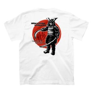 闘う骸武将 T-shirts