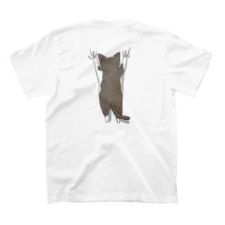 ぶら下がりマル T-shirts