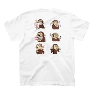 イシシシシシシ T-shirts