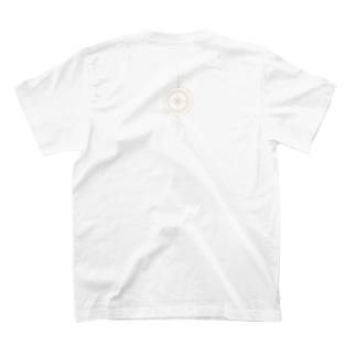 月+星(gold) T-shirts